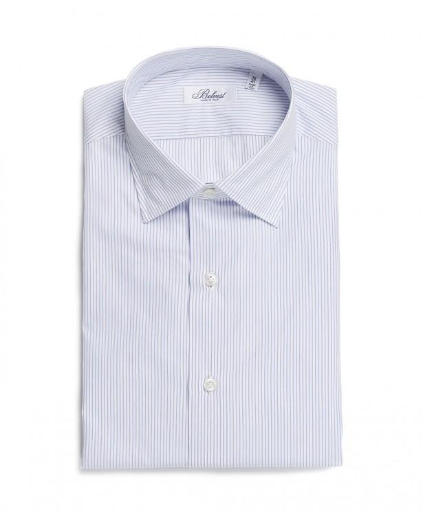 Camicia autunnale in puro cotone