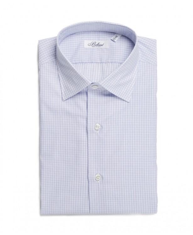 Camicia sartoriale in puro cotone