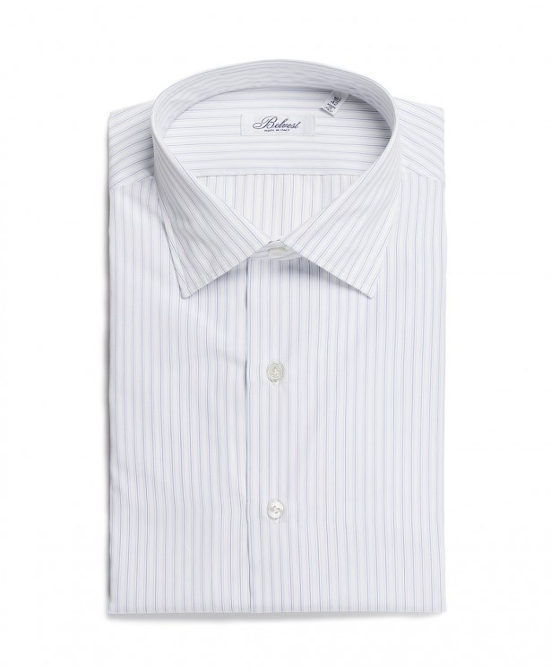 Pure cotton tailored shirt
