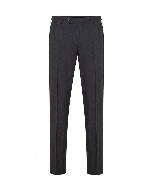 Pantaloni primaverili grigi in lana...