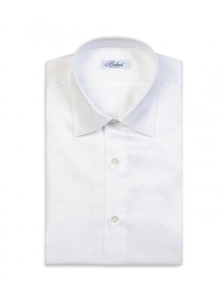 Camicia elegante bianca in...
