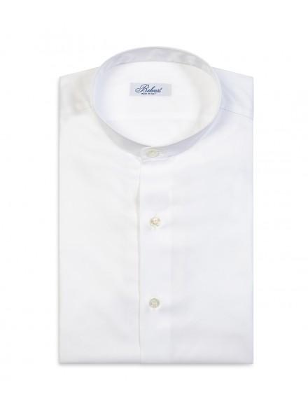 White pure cotton spring...