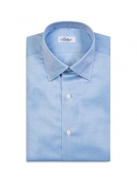 Camicia elegante azzurra in...