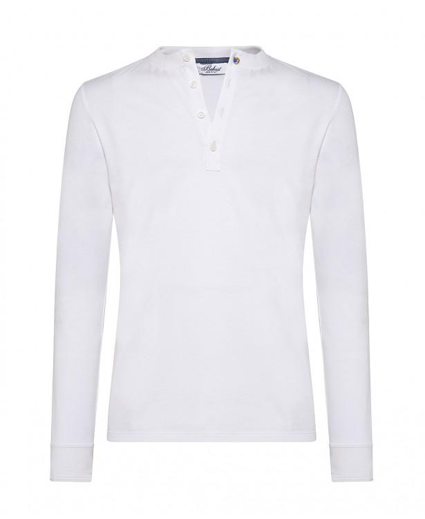 T-shirt primaverile serafino bianca...