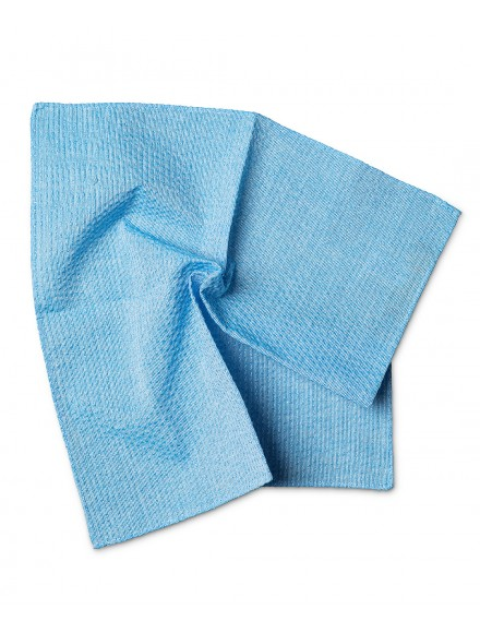 Light blue cotton spring...