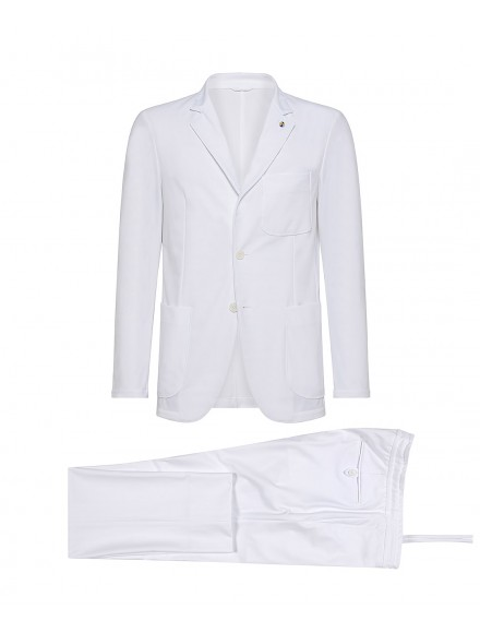 White polyamide-blend...
