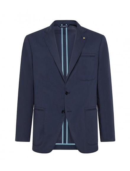 Blue cotton spring jacket |...